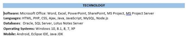 technical skills3
